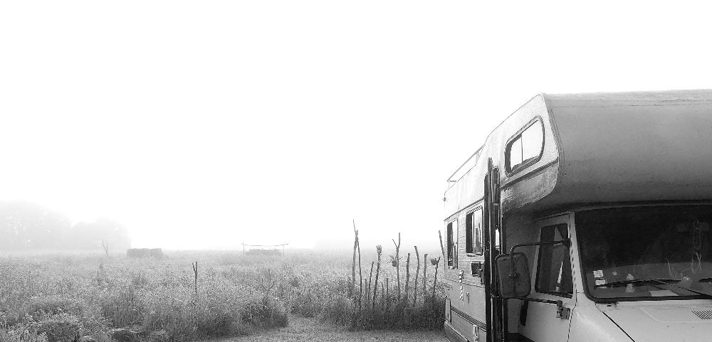 Aire camping-car à Priziac (56320) - Photo 1